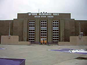 Photo of the Welsh-Ryan Arena/McGaw Memorial Hall